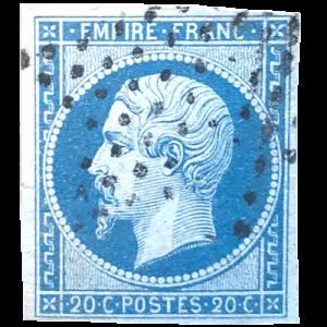 timbre ancien philatéliste